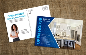 Open House card 4