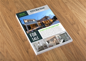 Real Estate Flyer 1